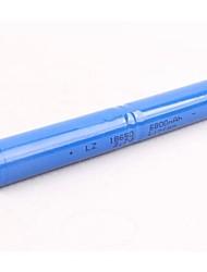 18650 3.7v 6800mAh lítio íon paralelo