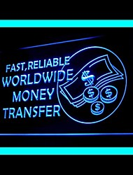 World Wide Transfer Advertising LED Light Sign