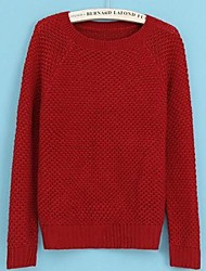 Medium - Langarm - Pullover - Strickware )
