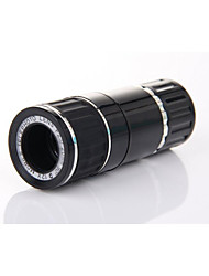 Mobile Phone Telescope Camera 12x Zoom Optical Lens for Universal Phone Lens Holder