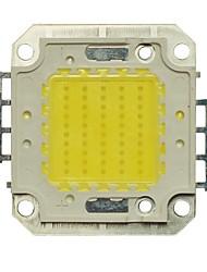 jiawen® 50w 4000-4500lm 6000k branco frio levou chip (dc 30-33v)