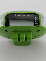 "AOEOM® Multifunction 0.8"" LCD Sports Pedometer(Step Count, Calorie Count, Distance Count)"