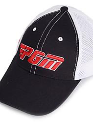PGM Mesh Black+Red Sunproof Breathable Golf Hat