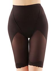 Women High Waist Slimming Shorts Firm Body Shaper Pants Control Panties Slimming Belly Waist Burn Fat Black NY012