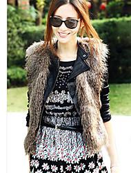 Women's Coats & Jackets , Polyester Casual Hansifei