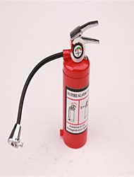 Adult Red Metal Fire Extinguisher  Lighters Toys