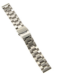 18mm High Quality Precise Stainless Steel Watchband