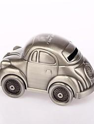 Personalized Ring Ashbury Metal Car Piggy Bank