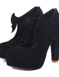 Xueling Mode Peep Toe High Heels Bogen