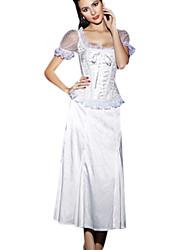 jacquard / dentelle plastique désossage casual / shapewear occasion de corset spécial (plus de couleurs)