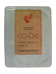 лицо магазина совместно Q10 маска 1шт 22ml