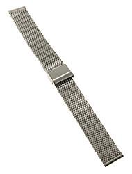 Femme Homme Bracelets de Montres Style Moderne #(0.047) #(16.5 x 1.8 x 0.3) Accessoires de montres