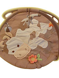 Kids' Soft Crawling Play Mat Cute Cow Carpet
