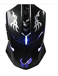 EELEMENT® USB Wired Optical 7 Button Wheel Gaming Mouse 1600DPI