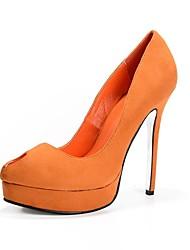 Damenschuhe bc Plattform Pfennigabsatz Pumpen-Schuhe