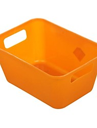 Boîte contenant un mini de stockage 1 pièce en plastique