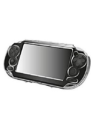 Protective Clear Crystal Hard Carry Guard Case Cover Skin for PS Vita PSV