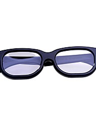 luz modelado retardador gafas 3D polarizadas para tv