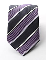 gravata de seda multicolor