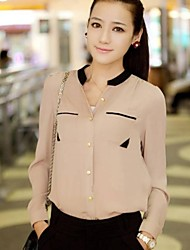 ol estilo informal camiseta de las mujeres jianfansu