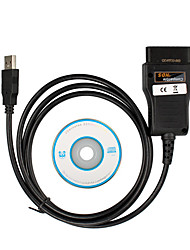 HDS Cable OBD2 Diagnostic Cable