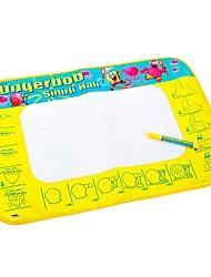 70 * 50 * 1cm mágicos Aquadoodle juguetes de la novedad de educación de los niños (talla L)