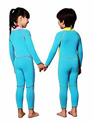 Thickened Anti-UV Neoprene Diving Suits for Children