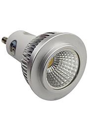 Faretti 1 COB GU10 4.5 W Intensità regolabile 400-450LM LM 4000-4500K K Bianco AC 110-130 V