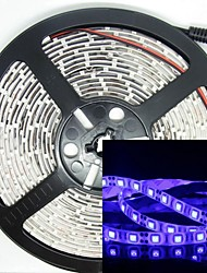 75w 5m 300led 5050smd 635-700nm dc12v ip68 tira impermeable de color azul claro