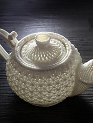 LIAN® Chinese Culture Hollow Interleaved Type Teapot