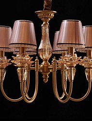 New Products 2014 Modern Chandeliers 6 Lights