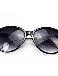 Alooooha Big Frame Korean Stylish Sunglasses(White)
