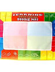 72 * 49 * 0.5cm regalo del aquadoodle del niño de los juguetes de la novedad el día de los niños (talla L)