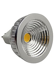 5W GU5.3(MR16) Spot LED 1 COB 400-450LM lm Blanc Chaud Gradable DC 12 V