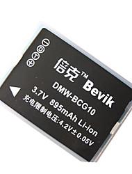 Bevik 3.7V 895mAh BCG-11 Li-ion Battery for LEICA 18701 18702 BP-DC7E BP-DC7-U