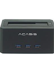 Acasis BA-13USH 3.5 Inch SATA USB 3.0 Hard Drive Case Docking Station