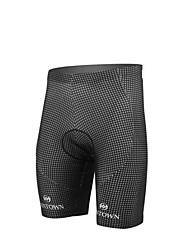 XINTOWN Unisex The High Quality Terylene High Breathability Cycling Shorts—Black