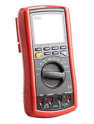 UNI-T Digital-Multimeter LCD UT70B Volt Ampere Ohm Temp Kapazität Tester
