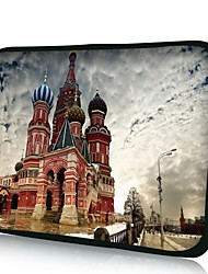 "Elonno Beautiful Castle 7"" Neoprene Protective Sleeve Case for iPad Mini 1 2 / Galaxy Tab2 P3100 / Kindle Fire HD"