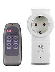 TTS-868 EU Remote Control Switch / Smart Home Remote Control  Socket 230V;