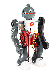 Technology Electric Tumbling Robot Assembly Educational Toys