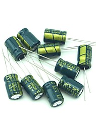 Electrolytic Capacitors   190 PCS