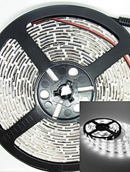 500CM 38W 150LED 5050SMD 1500-1800LM 6000-6500K DC12V IP68 Waterproof Strip Light White