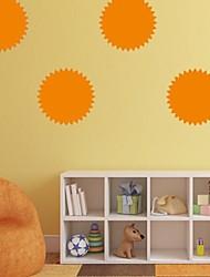 jiubai ™ stars décoration sticker mural sticker mural, 8 étoiles par jeu