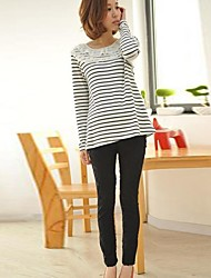 Maternity's Fashion And Comfortable Personality Adjustable Leggings