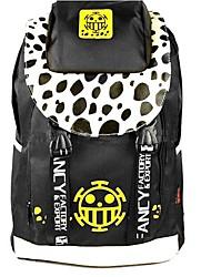 одна часть Трафальгарской закон черный&желтый косплей рюкзак / сумка