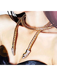 Viva Women's Fashion Crystal Gothic Vintage Necklace