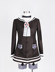 Kantai Collection Amatsukaze Cosplay Costume