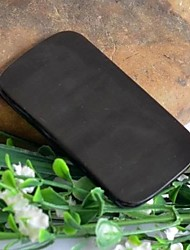 Traditional Acupuncture Massage Tool Buffalo Horn Square Shape Gua Sha Tool 7*4cm