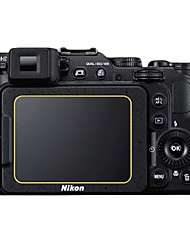 JJC LCP-P7800 Scratch-resistant Screen Protector for Nikon P7800 COOLPIX P7800